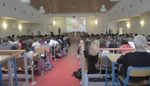 Vicenza, Liceo Quadri - Le classi quinte ascoltano le testimonianze
