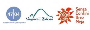 Loghi viaggio Balcani
