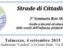 STRADE DI CITTADINANZA – 5° Seminario Rete SBILF