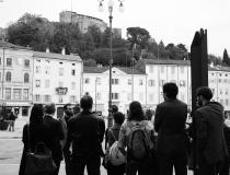 TOPOGRAFIE DELLA MEMORIA  Museo diffuso dell'area di confine (Gorizia-Nova Gorica)