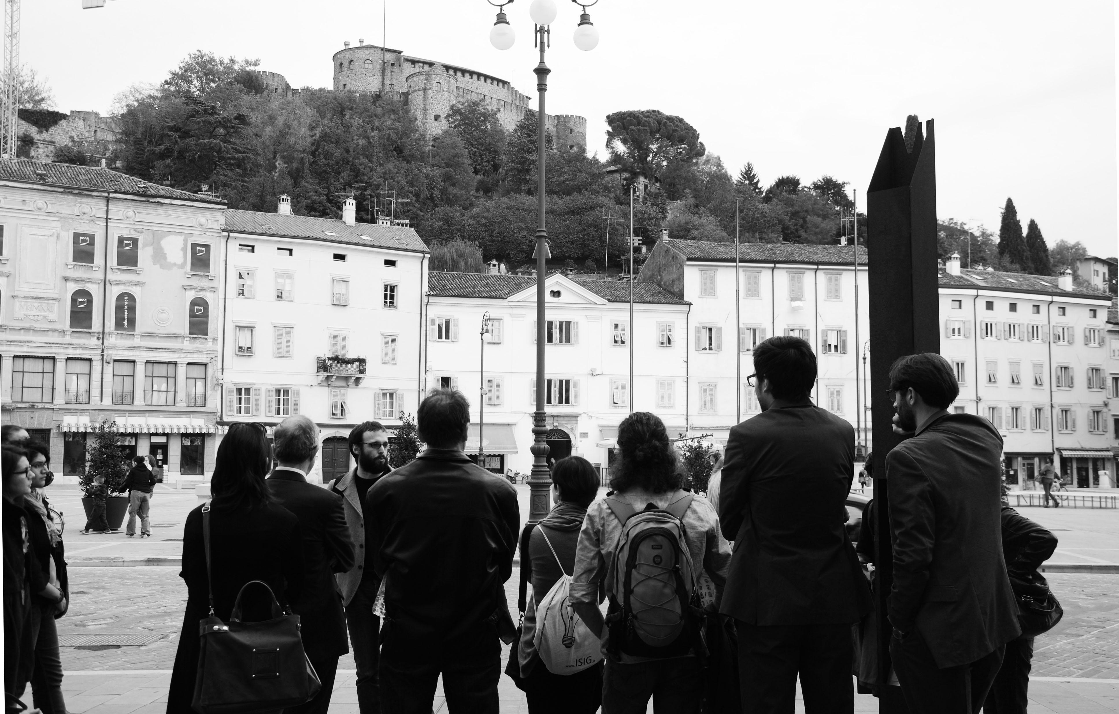 Visita guidata Topografie della memoria - Piazza Vittoria Gorizia 3