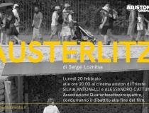 AUSTERLITZ – Proiezione
